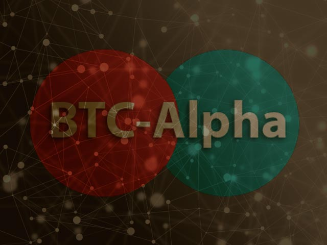 Another Exchange listing at BTC-Alpha